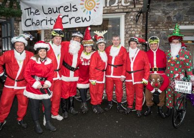Laurels Santa Cycle 2017 -001