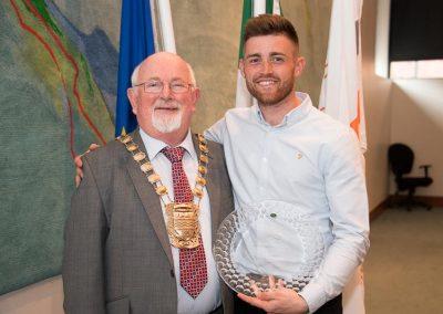 SDCC - Mayor's Reception for Shane O'Donoghue - 22/5/17